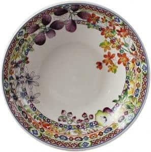 4 Soup plates