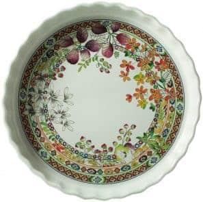 1 Pie round dish