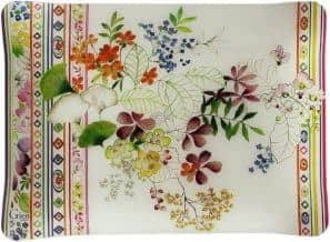 """1 Serving tray 12"""" x 8 2/3"""""""