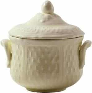 1 Sugar bowl