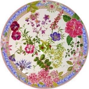 1 Cake platter