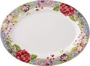 1 Oval platter Nr 8