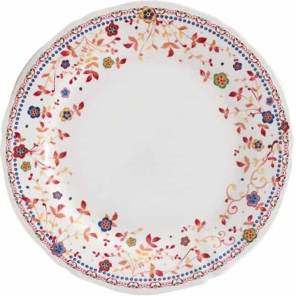 6 Dessert plates