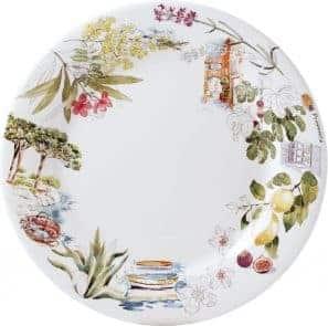 4 Dinner plate