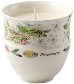 1 Scented candle 40h