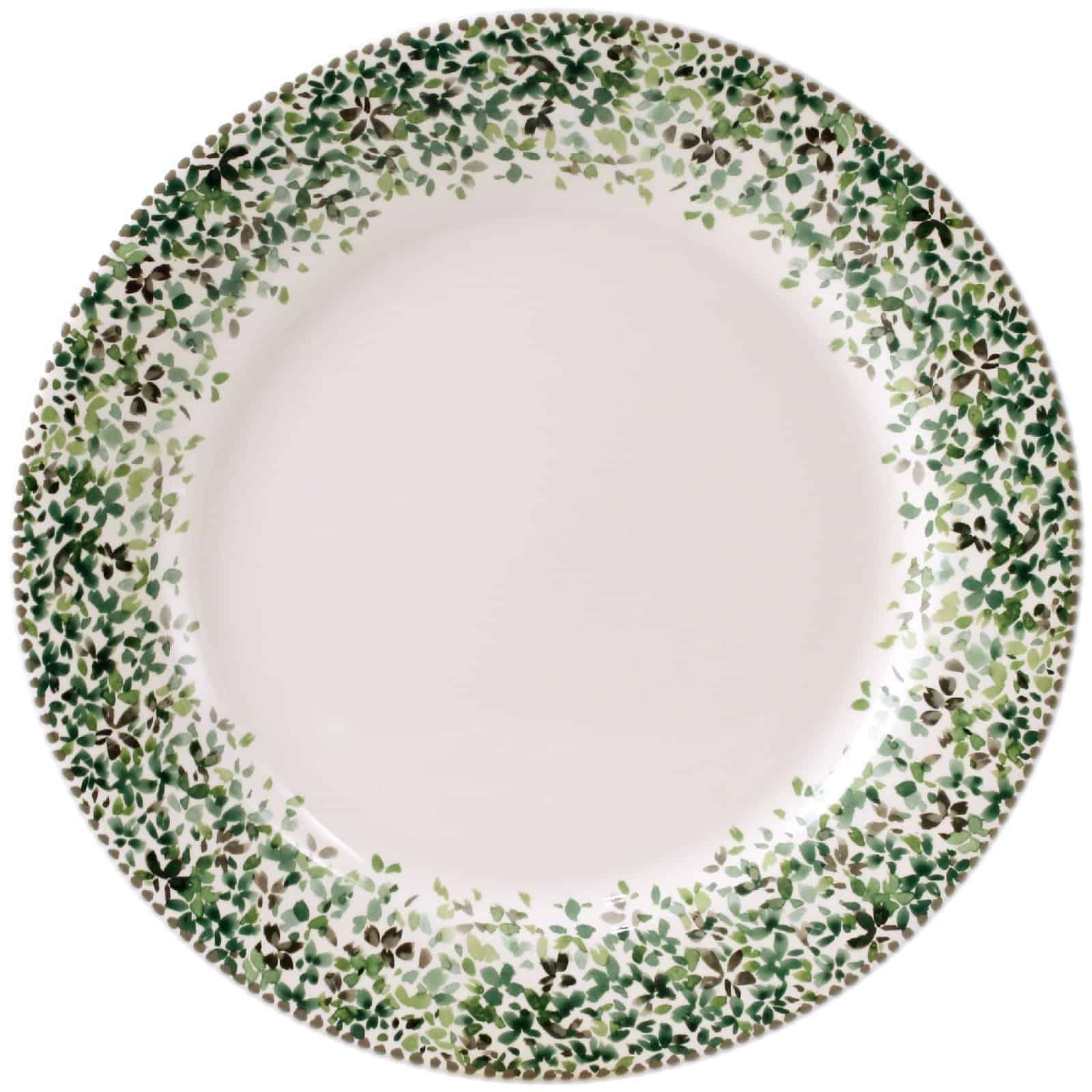 6 Dinner plate
