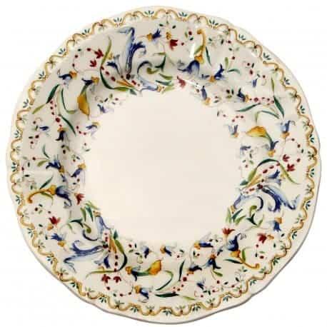 6 Side plates